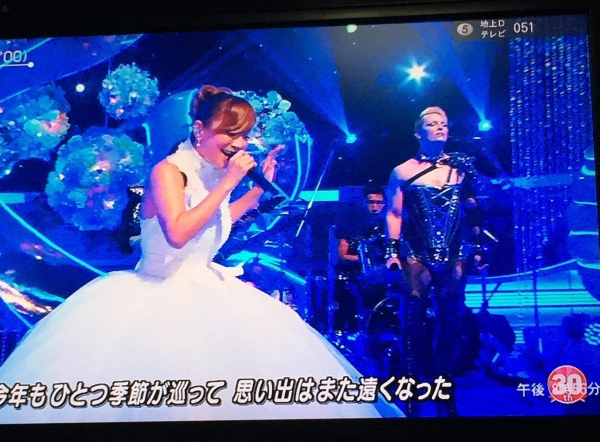 ミュージック ステーション スーパー ライブ 浜崎 あゆみ